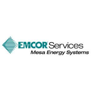 Emcor Services Mesa Energy Systems Logo
